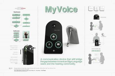 MyVoice Poster