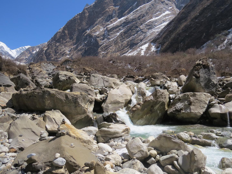 Modi Khola River, Nepal