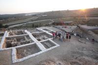 Canaanite Temple at Tel Lachish