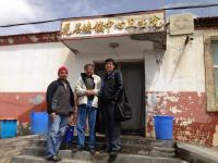 The Scientists in the Tibetan Region