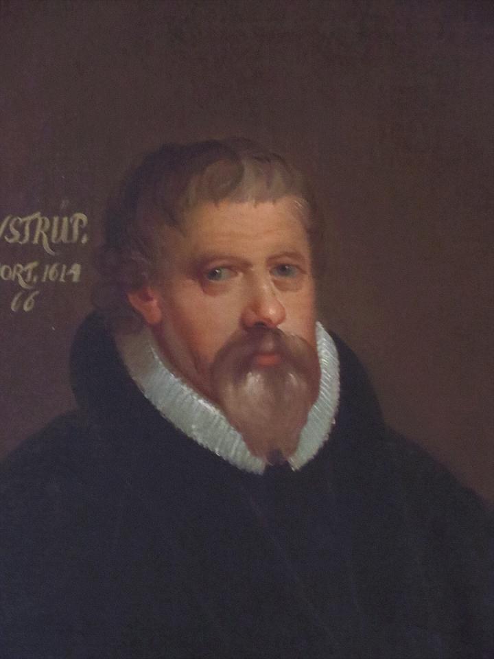Bishop Peder Winstrup