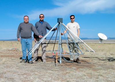 NRL-Long Wavelength Demonstration Array