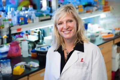 Stacey Schultz-Cherry, St. Jude Children's Research Hospital