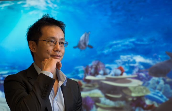 Paul Wu, Queensland University of Technology