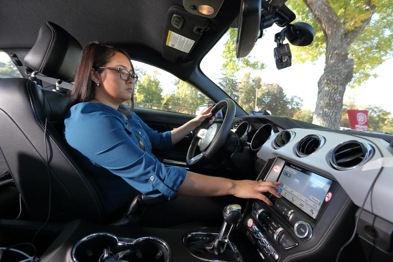 AAA- Distraction Behind the Wheel