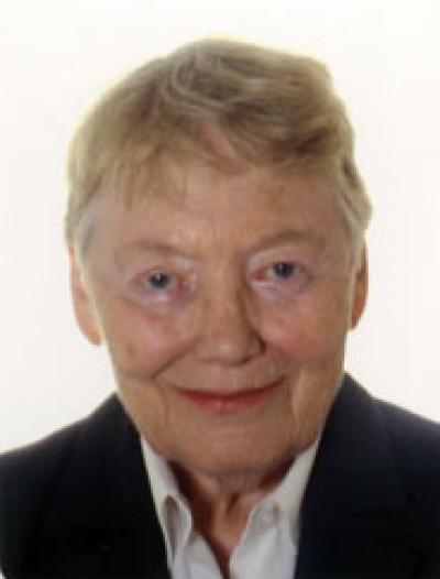 Birgitta Håfors, University of Gothenburg