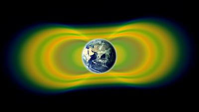Radiation Belts around Earth