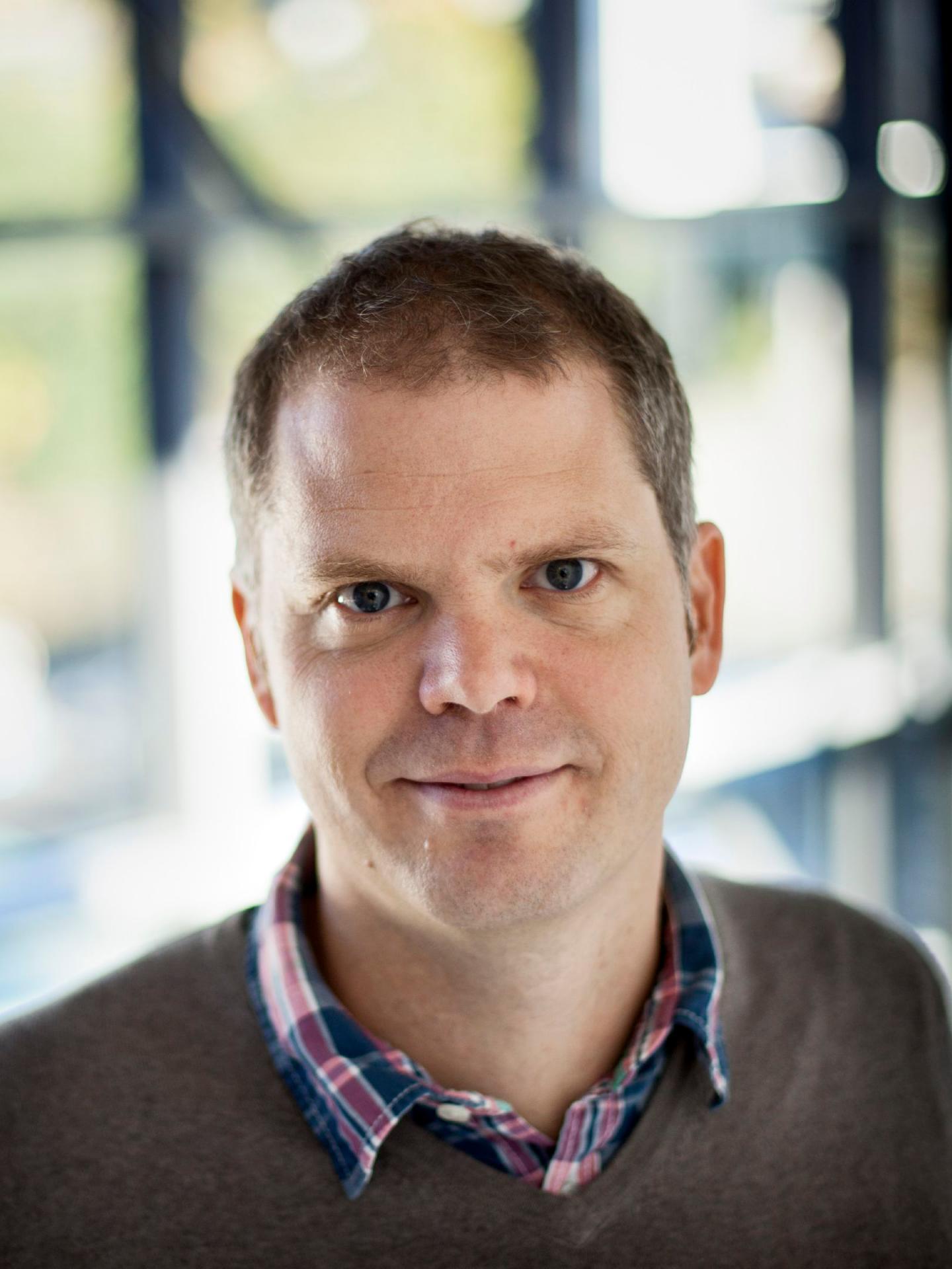 Fredrik Backhed, University of Gothenburg