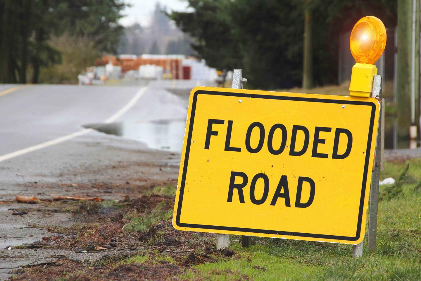 Rising Temperatures and Human Activity are Increasing Storm Runoff and Flash Floods