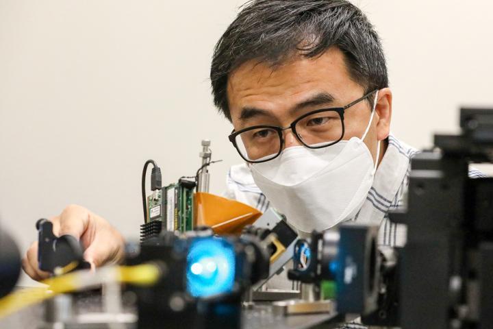 UCF Assistant Professor Kyu Young Han