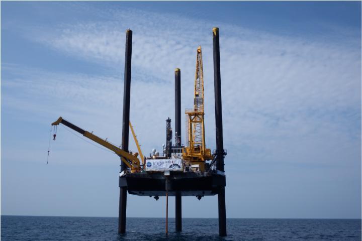 International Ocean Discovery Program Coring Rig
