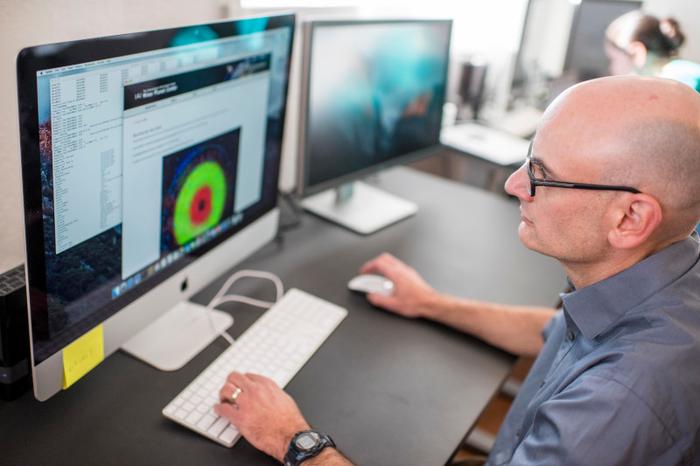 Northern Arizona University astronomer David Trilling