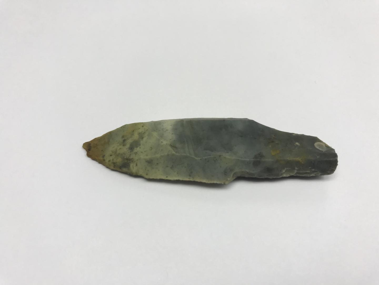 Classic Maya Stone Tool