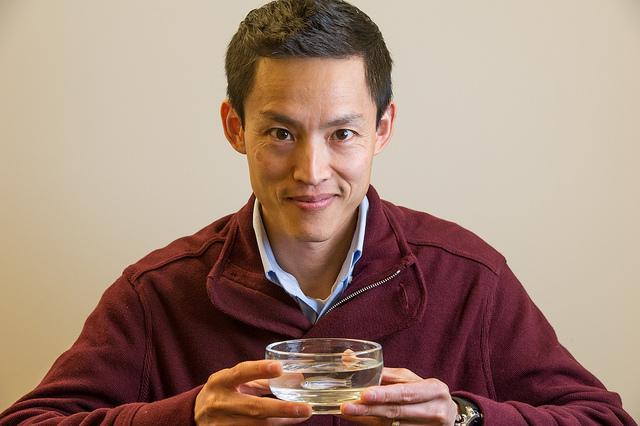 Viravuth P. Yin, Ph.D., Mount Desert Island Biological Laboratory