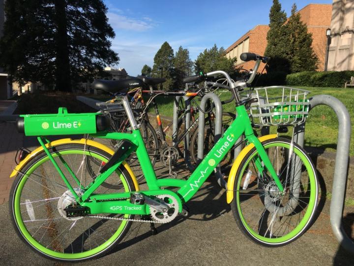 Bike-Share Bike