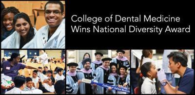 Columbia University College of Dental Medicine Wins National Diversity Award