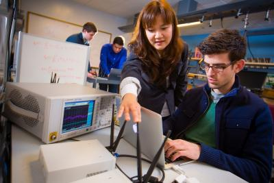 Engineers Work to Make Wireless 10 Times Faster