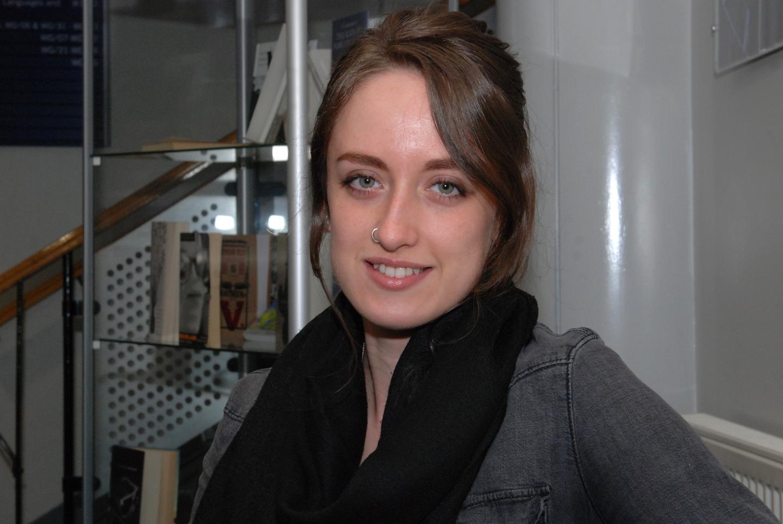 Amelia Sceats, University of Huddersfield