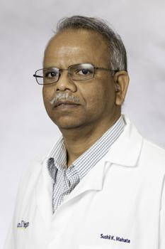 Sushil Mahata, University of California San Diego School of Medicine