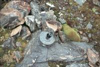Brønlund's petroleum burner