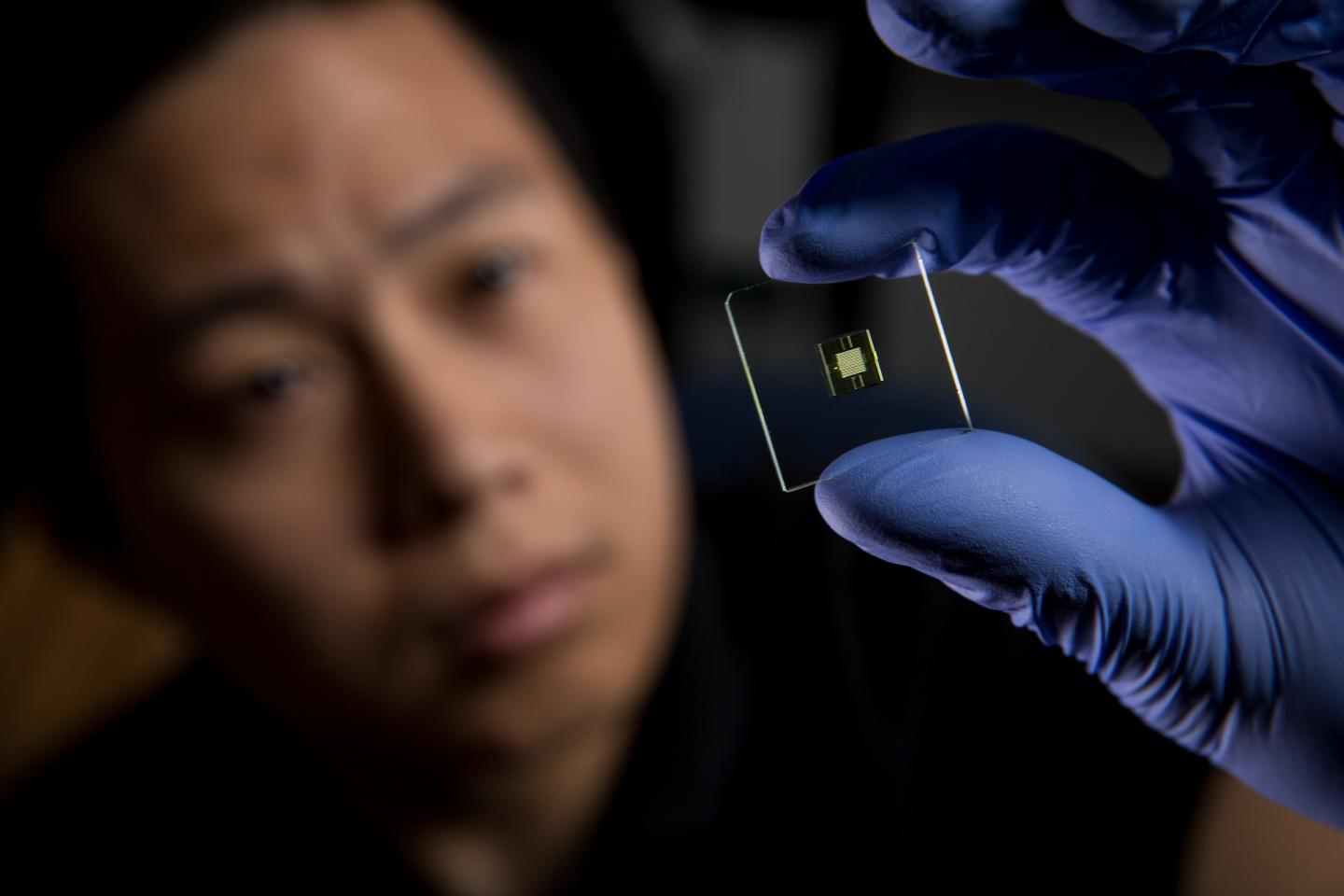 Lab on a Chip Device