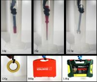 New soft fabric robotic gripper demonstration