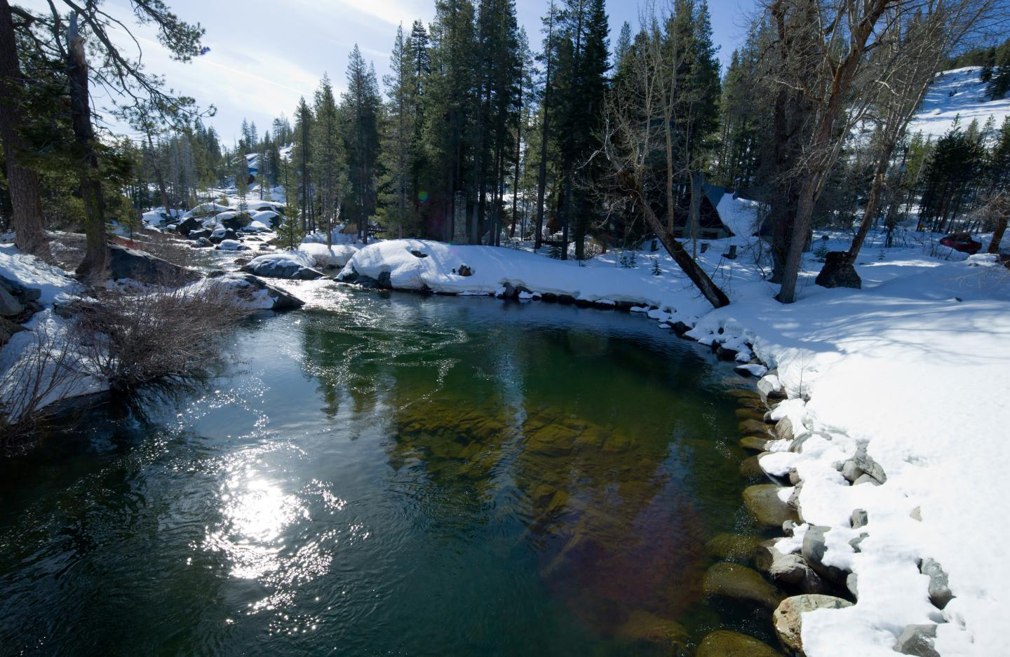Spring Meltwater