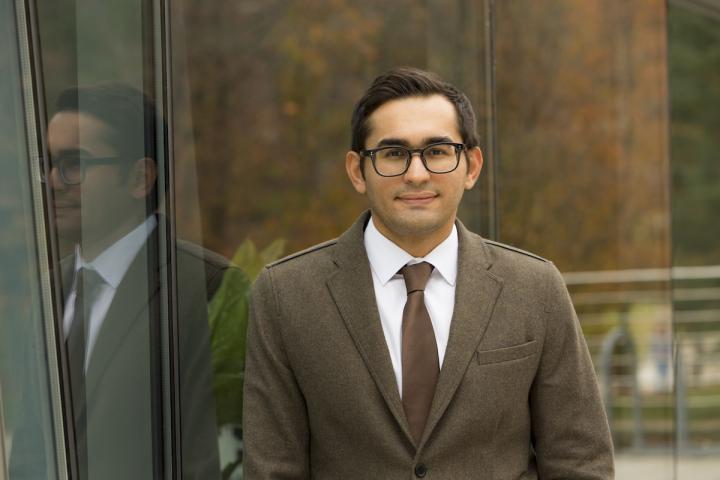 Isaac Vaghefi, Binghamton University