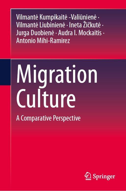 Migration Culture: comparative perspective