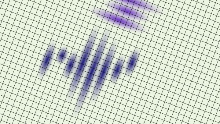 Spotty superconductivity