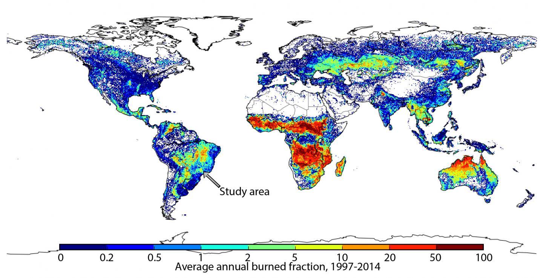 Fire Prevalence