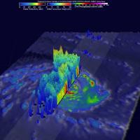 The GPM Satellite Found Heavy Rain in Fantala