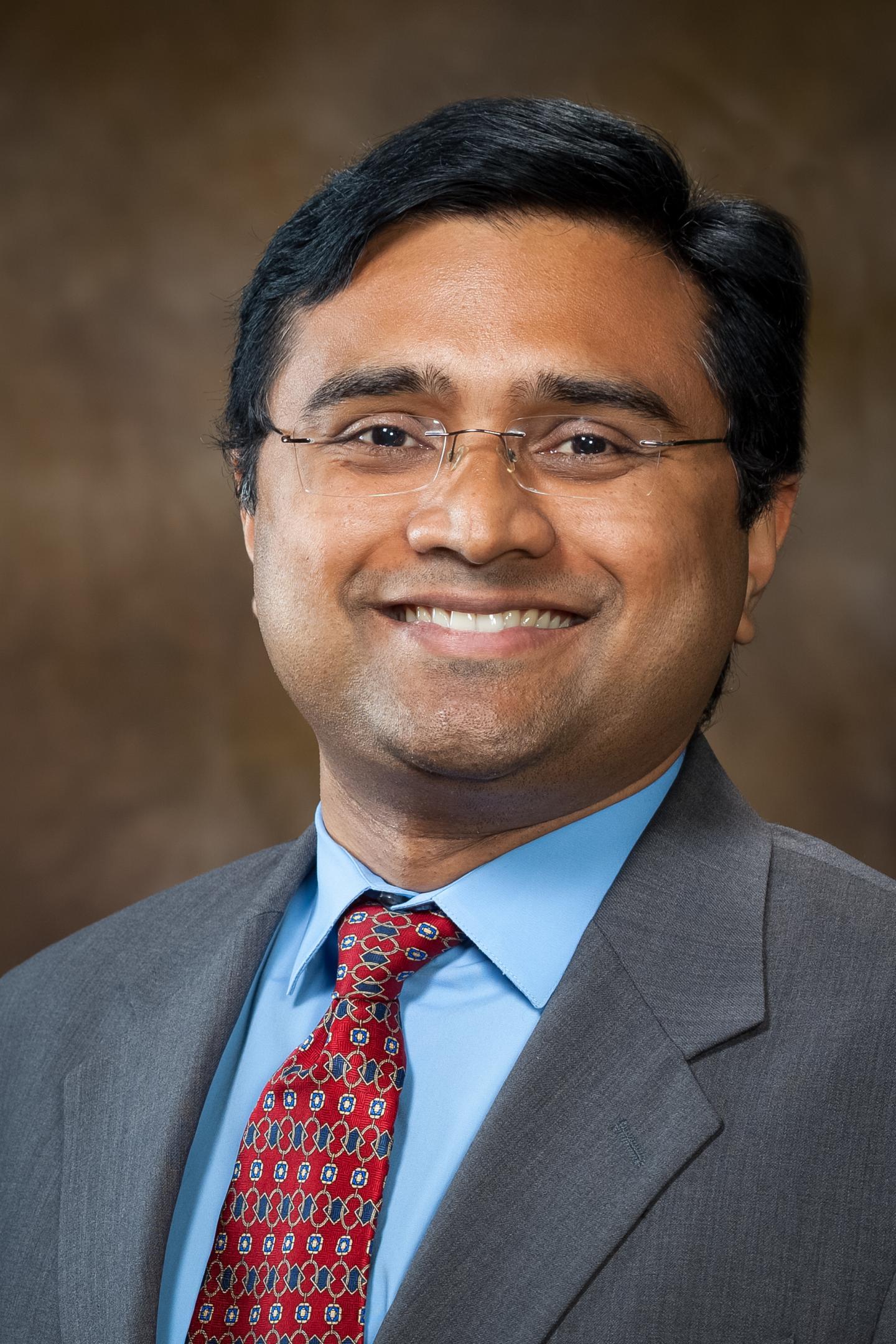Arun Nair, University of Arkansas