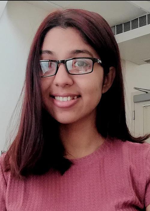 Tanusree Sharma, University of Illinois at Urbana-Champaign, News Bureau