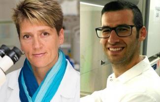 Malene Hansen, Ph.D., and Jose Luis Nieto-Torres, Ph.D.