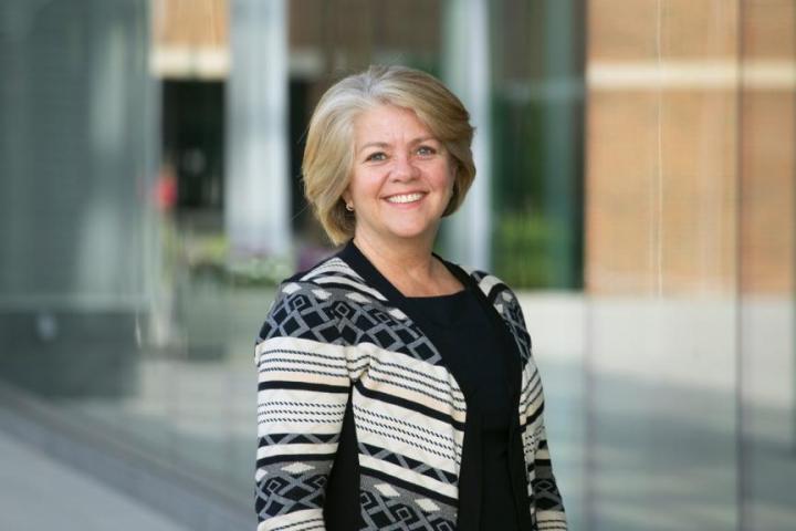 Rutgers Professor Maria Gloria Dominguez Bello