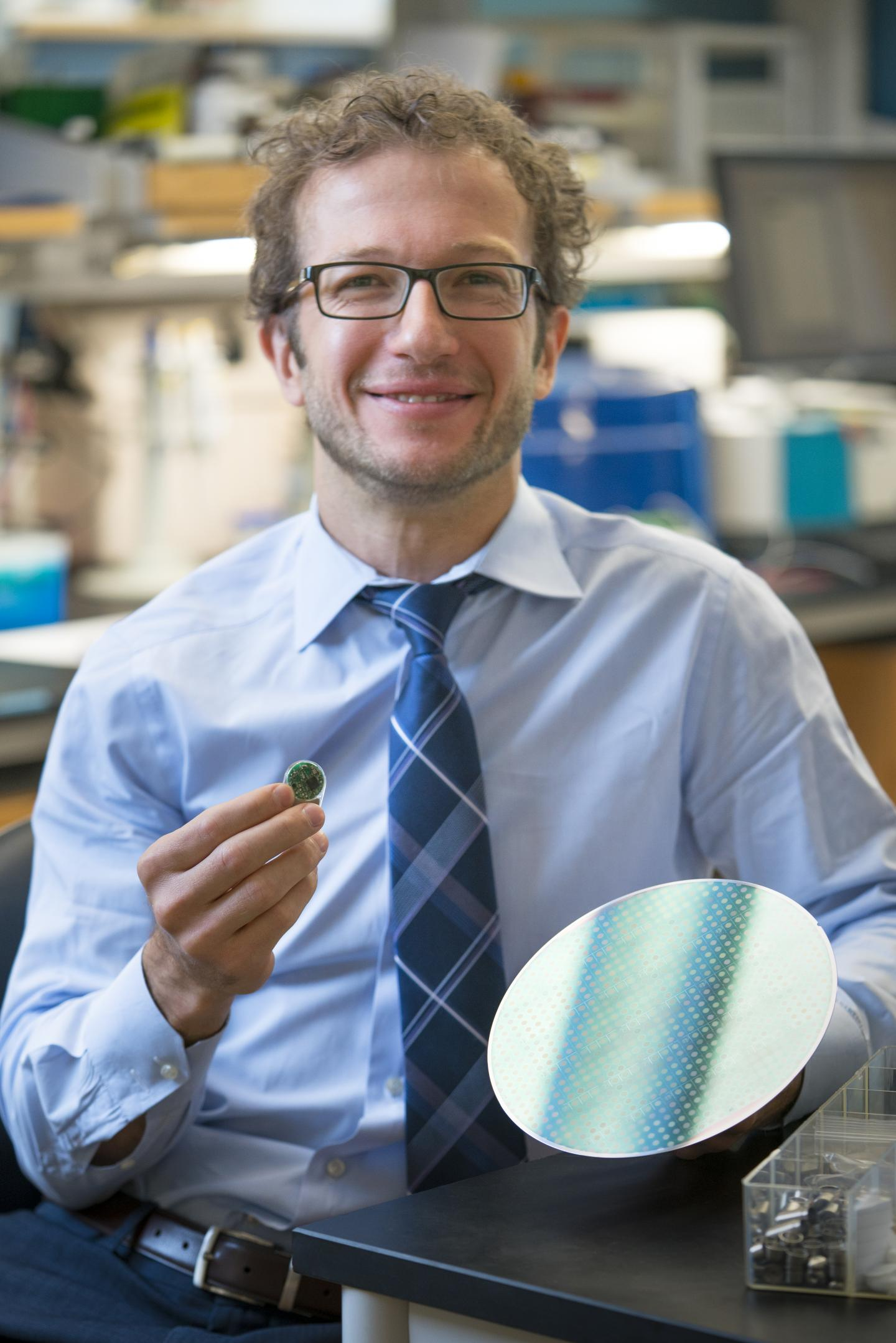 Alessandro Grattoni, Ph.D., Houston Methodist Research Institute