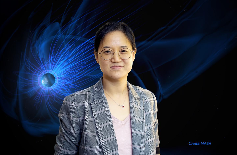 PPPL Physicist Eun-Hwa Kim