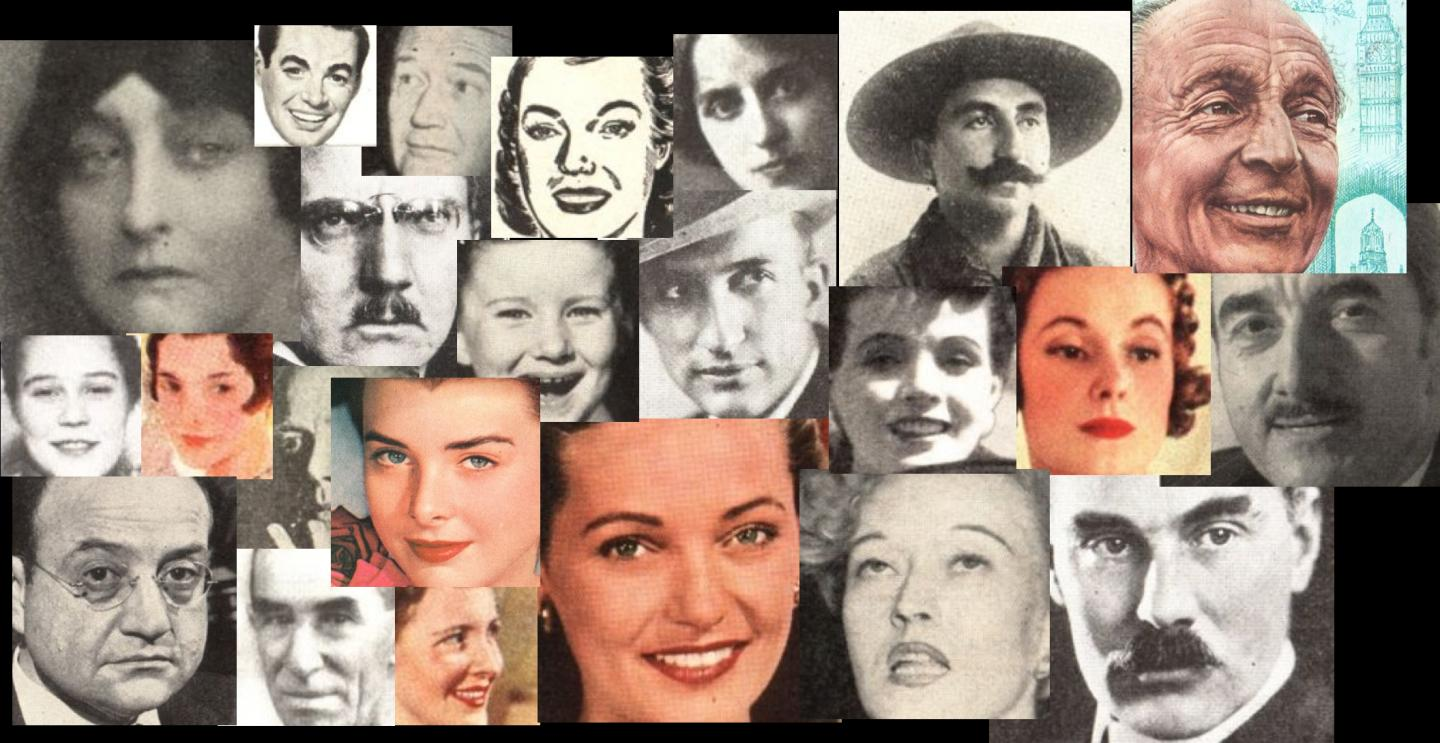 Faces Collage