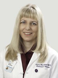 Leslie Blackhall, M.D., University of Virginia Health System