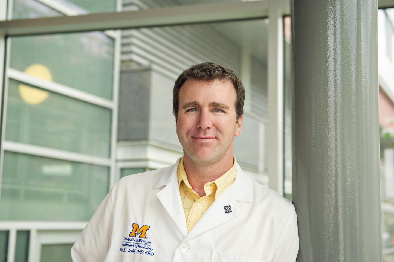 Peter Todd, M.D., Ph.D., Michigan Medicine – University of Michigan