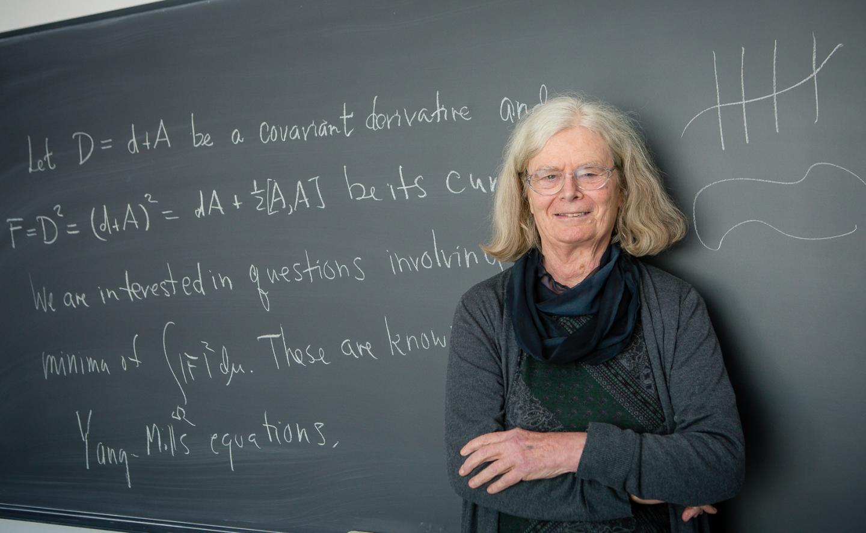 Karen Uhlenbeck, 2019 Abel Prize