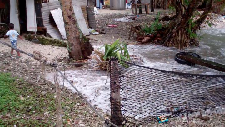 High Sea Level Impacts Communities