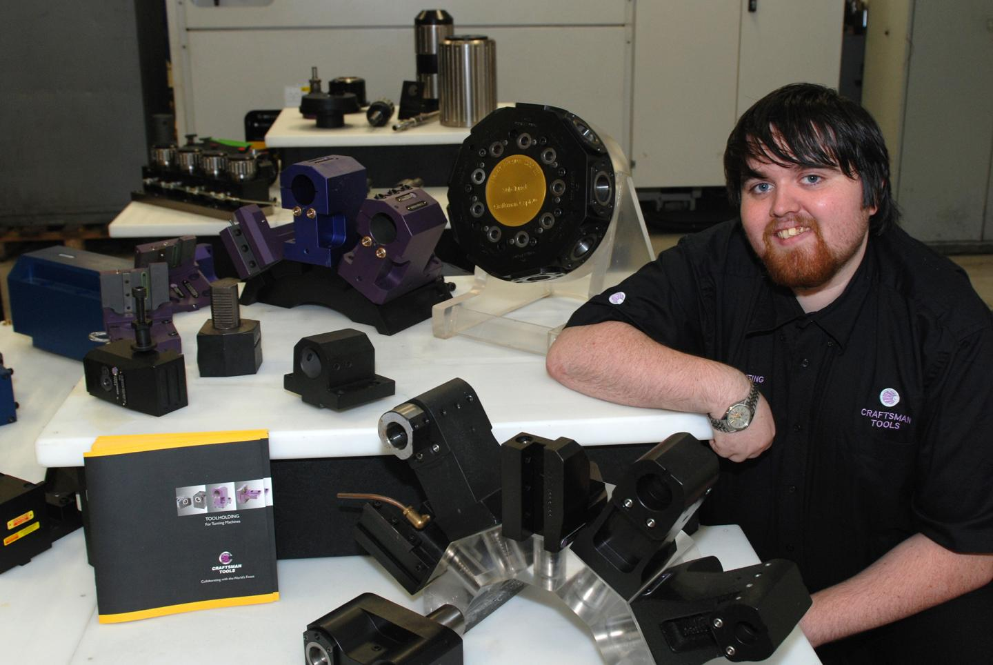 Otley Engineering Firm Looks to Quadruple Turnover in Five Years through Government's £100K Grant