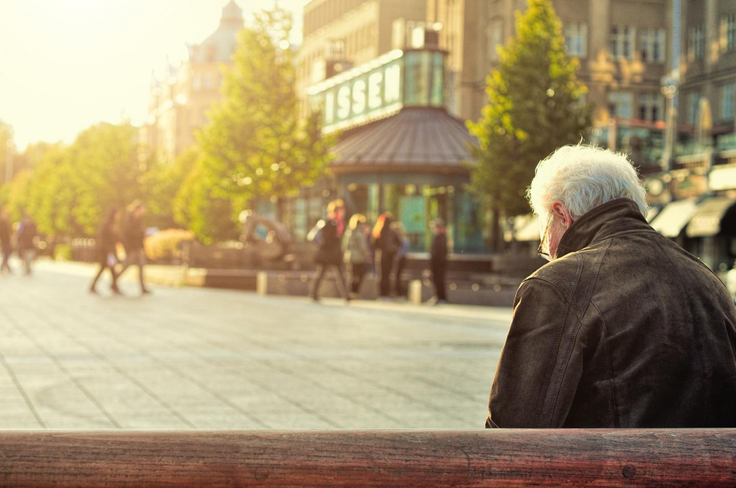 Cognitive Decline and Green Space