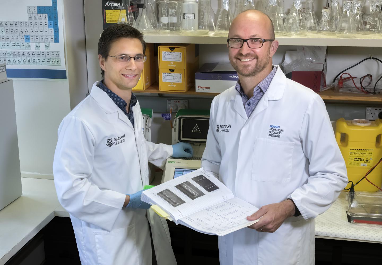 AlexReichenbach and Zane Andrews, Monash University