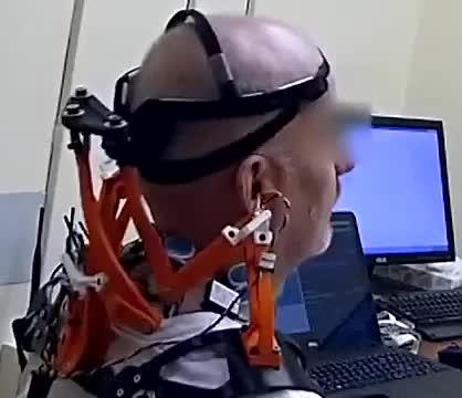 Video Illustrating Robotic Neck Brace