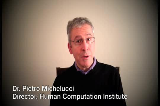 What's Next for Human/Machine Systems -- Interview with Dr. Pietro Michelucci