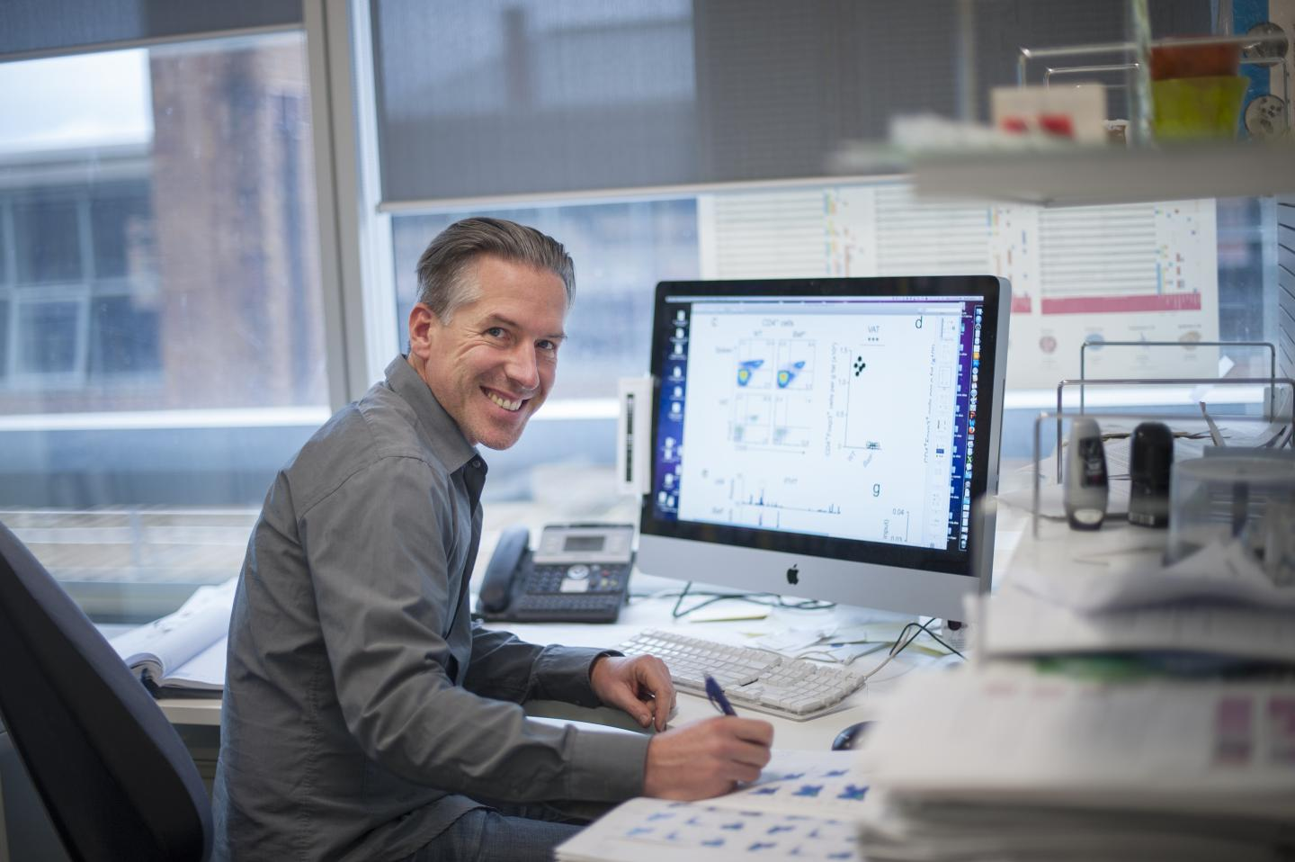 Dr. Axel Kallies, Walter and Eliza Hall Institute