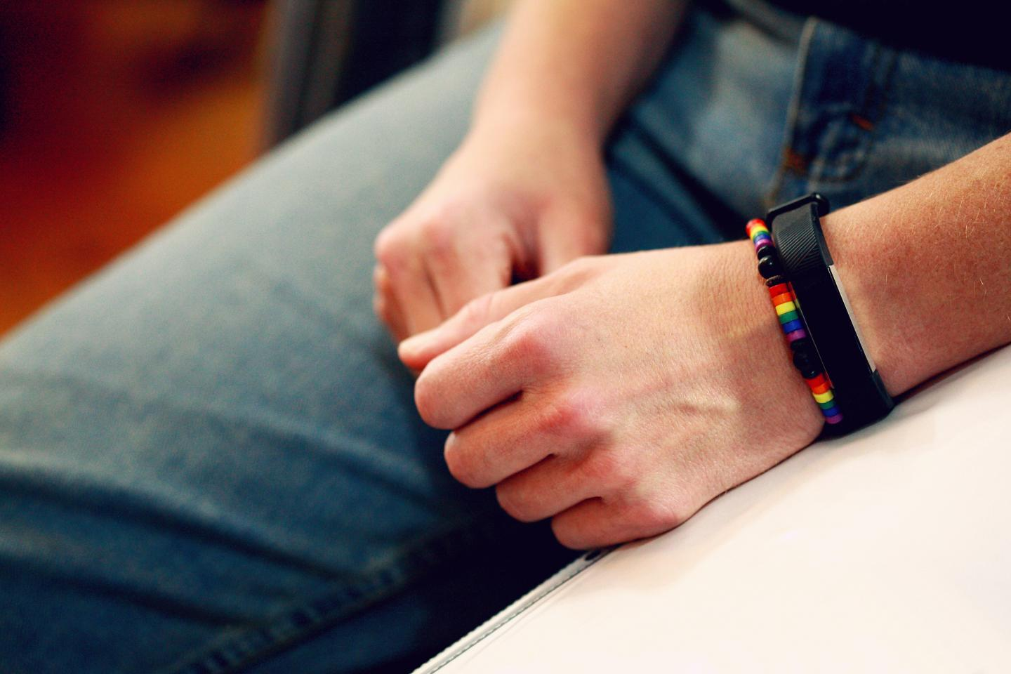 Clinic boosts transgender young people's mental health